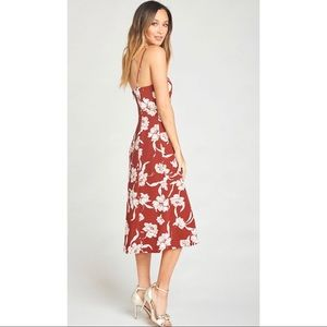 Show me your Mumu Carissa Floral Print Dress - XL